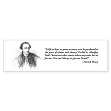 Unique Thinker Bumper Sticker