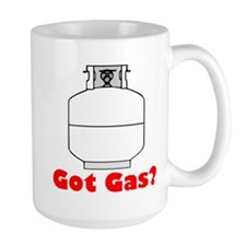 Got Gas? Grilling Mug