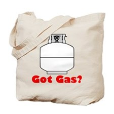 Got Gas? Grilling Tote Bag