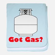 Got Gas? Grilling baby blanket
