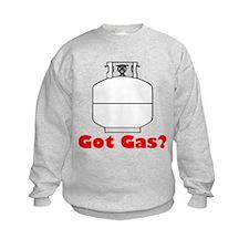 Got Gas? Grilling Sweatshirt