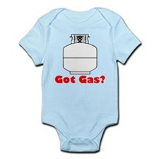 Got Gas? Grilling Infant Bodysuit