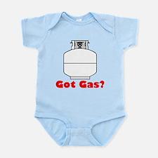Got Gas? Grilling Infant Bodysuit