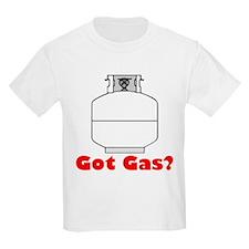 Got Gas? Grilling T-Shirt
