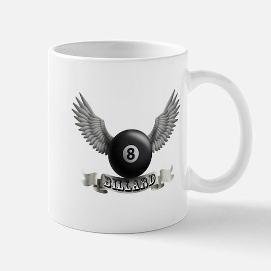 Cute Snooker Mug