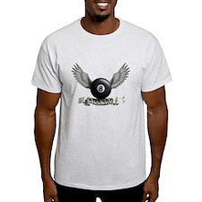 Funny Billard balls T-Shirt