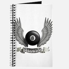 Cute Billiard Journal