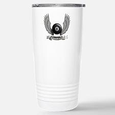 Unique Billiard Travel Mug