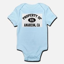 Property of Anaheim Infant Creeper