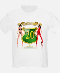 Unique Sexy 40 T-Shirt