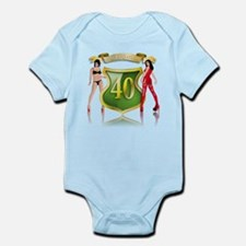 Cool Birthday babe Infant Bodysuit