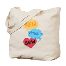 Sewer Gift Tote Bag