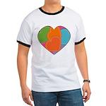 Heart Ringer T