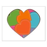 Heart Small Poster