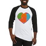 Heart Baseball Jersey