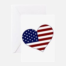 American Heart Greeting Card