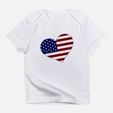 American Heart Infant T-Shirt