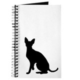 Cornish rex Journals & Spiral Notebooks