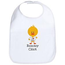 Mitt Romney Chick Bib