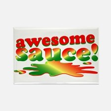 Awesome Sauce Rectangle Magnet (100 pack)