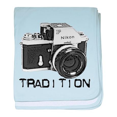 Nikon baby blanket