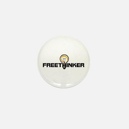 Freethinker Mini Button (100 pack)