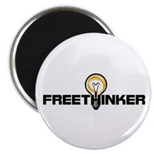 """Freethinker 2.25"""" Magnet (10 pack)"""