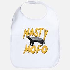 Honey Badger Nasty MOFO Bib
