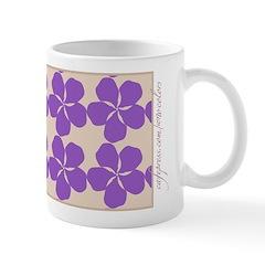 Periwinkle purple Mug