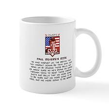 Sarah Palin - Paul Revere Mug