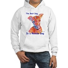 Adopt a Shelter Dog Hoodie
