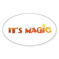 IT'S MAGIC IX Decal