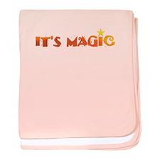 IT'S MAGIC IX baby blanket