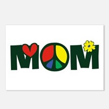 Peace Mom Postcards (Package of 8)
