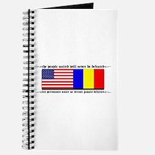 USA - Chad Journal