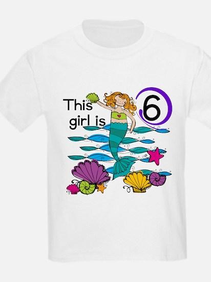 Hoot Owl 6th Birthday T-Shirt
