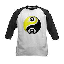 8 Ball 9 Ball Yin Yang Tee