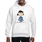 Lucy Van Pelt Hooded Sweatshirt