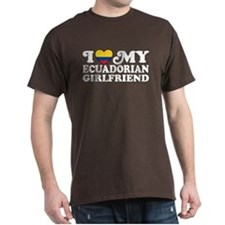 Ecuadorian Girlfriend T-Shirt