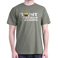 Ecuadorian Girlfriend T-Shirt