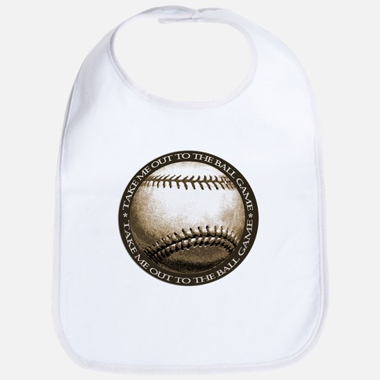 Great design for the baseball Bib