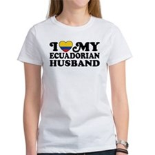 Ecuadorian Husband Tee
