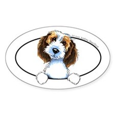 Funny PBGV Decal