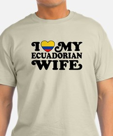 Ecuadorian Wife T-Shirt