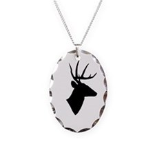 Deer Silhouette Necklace
