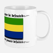 USA - Gabon Mug