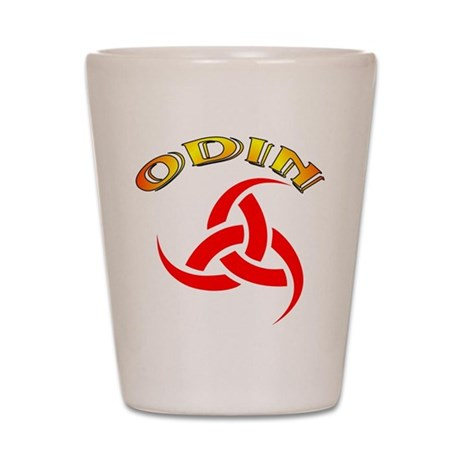 Odin's Horn Shot Glass