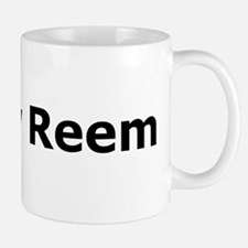 Totally Reemblack Mugs