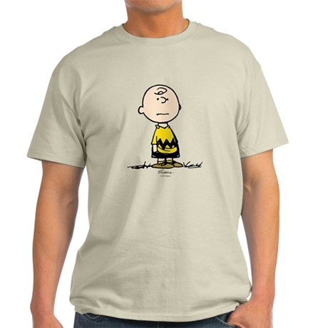 Charlie Brown Light T-Shirt