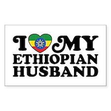 Ethiopian Husband Decal